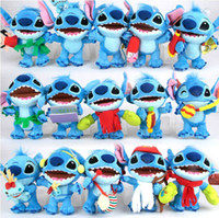 Wholesale OP lilo and stitch plush cm soft toys mini plush toys special toys gifts childrens toys