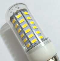 Wholesale High power SMD5730 E27 W V V E14 G9 GU10 degree LED Corn Bulb High Luminous Efficiency led Light Lamp