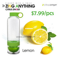 add lemon - OP popular fruit cup water bottle add energy health delicious and Nutrient lemon cup fruit juice bottle