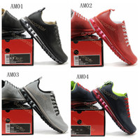 Wholesale Amazing Running Shoes Max NSW Glowing Shoes Mens Shoes Punching Leather Shoes With Whole Palm Sports Shoes Size