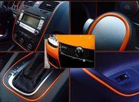 interior trim - 2014 NEW Products Auto Car Interior Decoration moulding Trim Strip line High quality colors