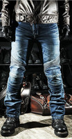 Wholesale Strength speed CE gear updated version with protection hip R2 climbing inspired cut jeans motorcycle racing trousers