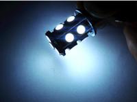 Wholesale Hot BA15S P21W SMD LED led smd Brake Tail Turn Signal Light Bulb Lamp white Auto led Car bulb light V