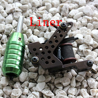 custom tattoo machines - Handmade Custom Tattoo Machines guns with Tattoo Grip For liner