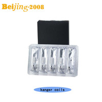 100% Original kanger tech e- cigarette atomizer coil head rep...