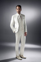 Cheap Wool Blend wedding suits Best Same as Image Autumn/Spring groom suits
