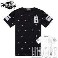 Cheap 3M Reflection Star Full Print Hi-end Fashion Mens Tshirts Small Number 13 Tee Shirt Remedy Casual Hip Hop T-shirt