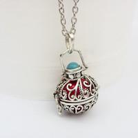 bali chains - Bali silver Musical sound pregnancy ball pendant Maternity Women Prengancy bola pendant Necklace