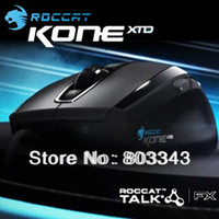 Wholesale ROCCAT Kone XTD Max Customization Gaming Mouse DPI Lager Sensor Orignal Brand new in BOX
