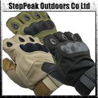 Wholesale Outdoor Sports Fingerless Military Tactical Airsoft Hunting Cycling Bike Gloves Half Finger Gloves SG