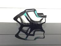 bianchi - Bianchi Carbon Road Bike water bottle cage full carbon bicycle bottle holder carbon fiber bottle holder