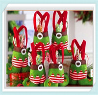 Wholesale hot selling Inches Elf Candy Bag Christmas Gift Bag Christmas Decoration Supplies