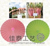 Wholesale wedding paper umbrella Wedding Parasols Paper Umbrellas