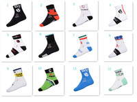 Wholesale The tour DE France New Mountain bike socks cycling sport socks Road bicycle socks Coolmax Material top quality GC