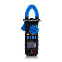 Wholesale New Durable BSIDE ACM02 Auto Range Clamp Meter with Multimeter DMM TEMP HZ CAP DC AC Current Voltage Tester