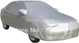 Car Cover Sunshade Dustproof Waterproof Security Auto Vehicle Clothes Surface Protector