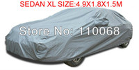 Wholesale Universal Sedan Car covers XL M for Camry SONATA Hyundai Toyota Kia all car resist snow car cover waterproof