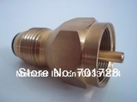 gas cylinder - OP Propane Refill Adapter All Brass Propane Adapter Coupler Tank Refill Gas Cylinder Heater Lp