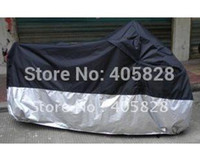 Wholesale Big Size M XXXXL Motorcycle Covering Waterproof Dustproof Scooter Cover UV resistant Heavy Racing Bike Cover