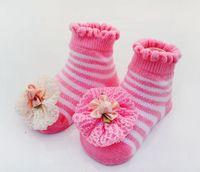 Children' s girls 2014 new cotton socks, lace socks chil...