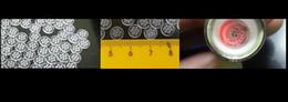 2017 vaporizador de hierbas secas crudas Pantalla de cristal cristal filtro para cigarrillos electrónicos de G5 vaporizador hierba seca ATMOS crudo JR vaporizador de hierbas secas crudas baratos