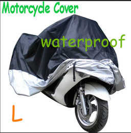 Wholesale Motorcycle Cover For GSX R GSXR SV S Black Silver