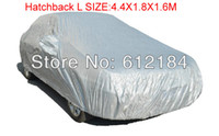 Wholesale Universal New car covers for Mazda Nissan Citroen Anti Snow Rain UV Hatchback L X1 X1 M
