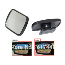Wholesale NEW TOTAL VIEW Adjustable Blind Spot Mirror Car Panoramic Rear View Mirror
