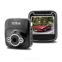 """Novatek 96650 Z7 2"""" LCD della Macchina fotografica del DVR Recorder Full HD 1080P IR Night Vision con Zoom 4X G-sensore di Rilevamento del Movimento WDR 140 Angolo K1357"""