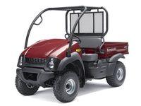 Wholesale 2013 KAWASAKI MULE UTILITY VEHICLE TRACTOR QUAD BIKE ATV FARM WD AUTO RED
