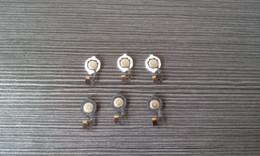 Wholesale Black White Home Button Menu With Flex Cable Key Cap For iPhone G s gs Home Button Flex