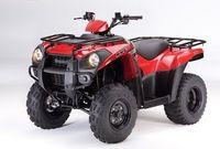 Wholesale KAWASAKI KVF300 UTILITY VEHICLE ATV QUAD BIKE TRACTOR IN AZTEC RED AUTOMATIC