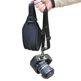 Wholesale Black Quick Pro Single Shoulder Ergo Strap for DLSR SLR Camera