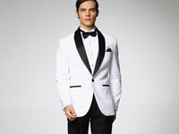 Cheap Beaded Necklaces Groom Tuxedos Best Bohemian Alloy Wedding Tuxedos Suits