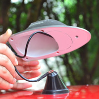 Wholesale Newest design special with blank radio shark fin Car antenna signal shark for Ford Focus