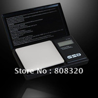 Cheap Wholesale-OP-Freeshipping!!!! 200 x 0.01 Gram Digital Pocket Scale Weigh Jewelry Gold
