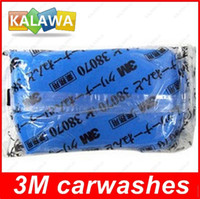 Cheap 3pcs lot 3M Car Magic Clean Clay Bar glue Cleaner car care products car Wash Sludgeree Car Accessories Free shipping AAA
