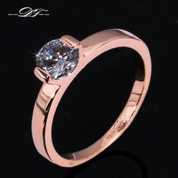 discount wedding ring man woman new design 2015 new simple elegant design cz diamond wedding ring - Discount Wedding Rings Women