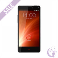 Wholesale Nubia Z5S Mini Quad Core Snapdragon GHz GB GB Android inch OGS Screen GPS OTG G WCDMA CDMA MP Camera Smart Phone