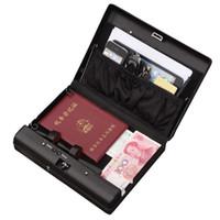 Cheap Biometric handgun safe,fingerprint pistol safe,Jewelry safe,gun vault
