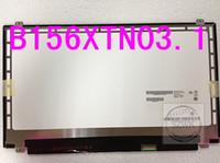 Wholesale B156XTN03 V quot HD Glossy Slim LED LCD Screen For Acer v5