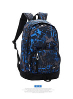 Wholesale new camouflage canvas backpack Male and female college students travel bag in the backpack