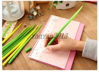stationery - Grass blade pen leaf gel pen creative cute novelty Korean stationery