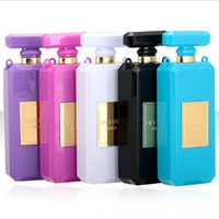 Cheap 5PCS-Colorful Perfume Power Bank 5200mAh Universal Portable Charger External Emergency Backup Battery Charger For Iphone 4 5 Samsung S3 S4