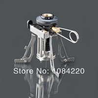 gas cylinder - OP Strong fire mini outdoor stove folding camping stove outdoor camping cookware gas cylinders stove
