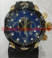 Wholesale Men Fashion Watch Male Business Wristwatch Clock Masculino Relogio INVICTA Watch Men Reloj INVICTA Date Hours Chronograph