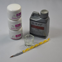acrylic nail kit - Nail Art Kit Acrylic Liquid Powder Pen Dappen Dish Acrylic Set