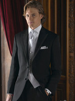 mens dress suit - Luxuriant Custom Made Piece Notch Brown Mens Dress Suit
