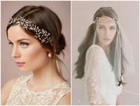 bridal crown - 2015 Twig Honeys Bridal Headband Clear Austrian Rhinestone Crystal Necklace Earrings Set Bridal Crown Tiara Wedding Jewlery Hot Selling