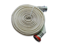 Wholesale guaranteed double jacket fire fighting hose pipe